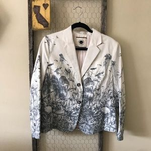 Daughters of the Liberation Sea Nettle Blazer
